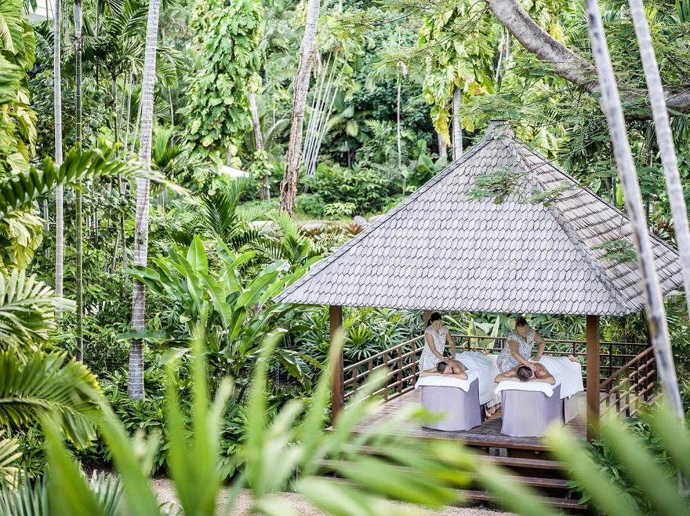 amazing spa resorts, Australian spa resorts, luxury spas, Hayman Island, InterContinental Resorts
