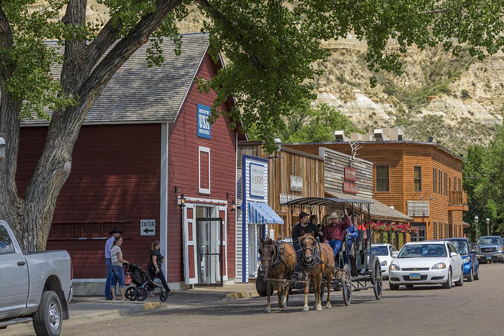 Medora, North Dakota Tourism, Great American West