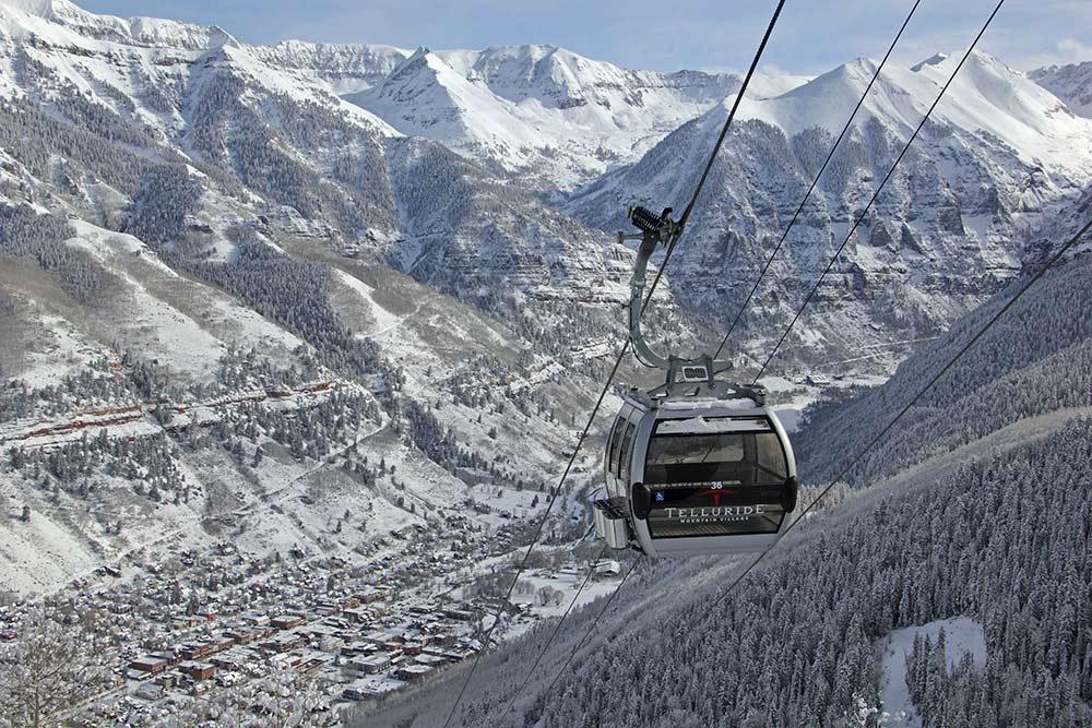 Telluride, Colorado, Colorado ski country, Visit USA