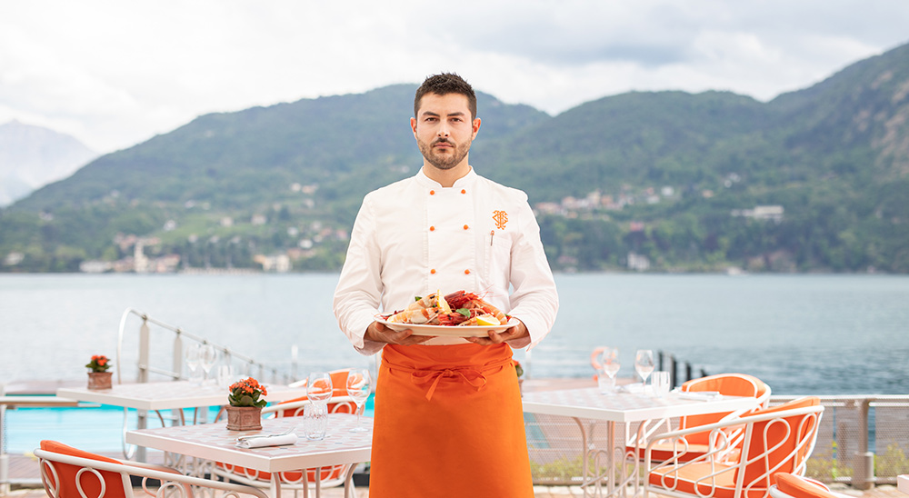 Giacomo al Lago, Grand Hotel Tremezzo, Lake Como, Italy