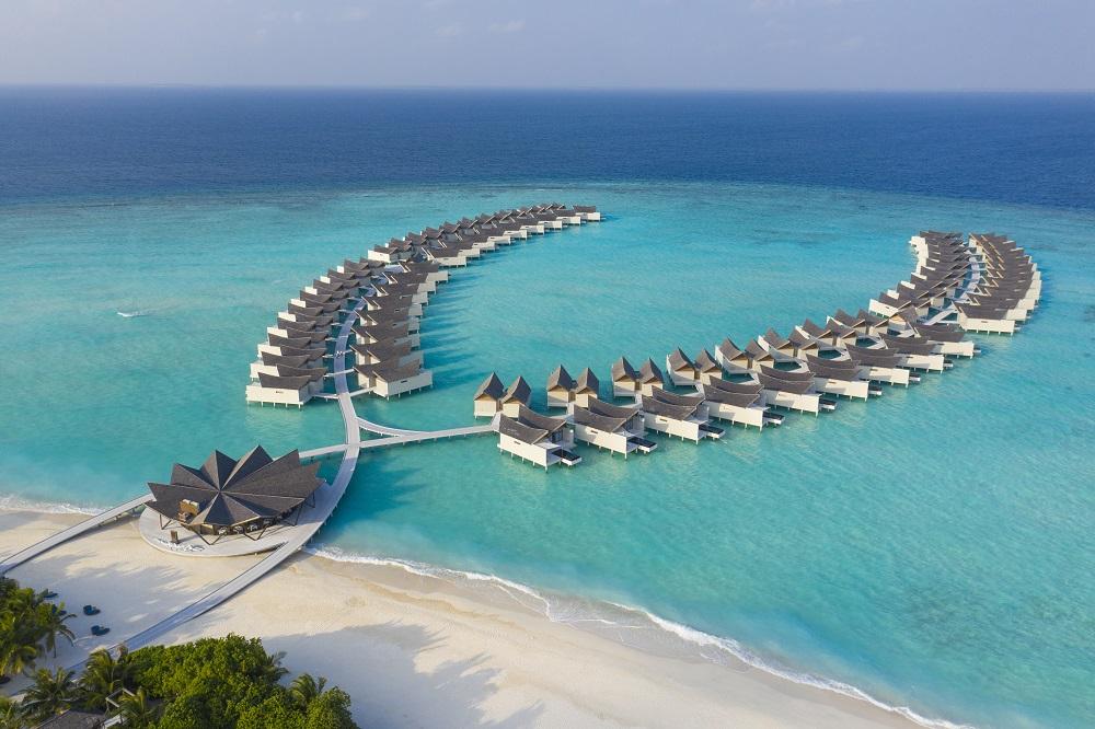 Maldives, Movenpick resorts, Movenpick Kuredhivaru, overwater villa
