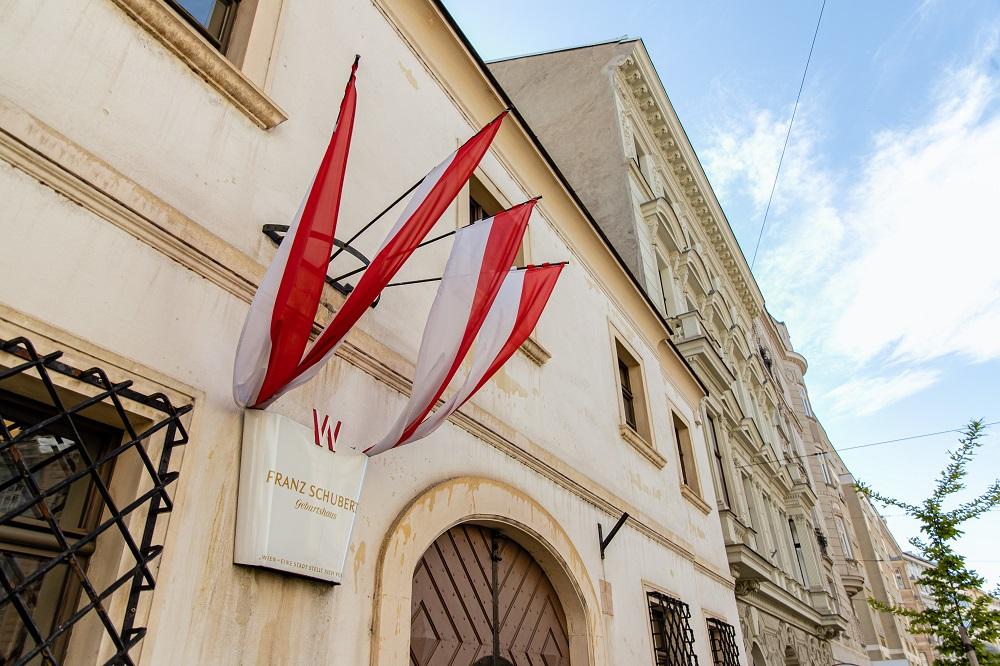 Austria, Schubert, Vienna