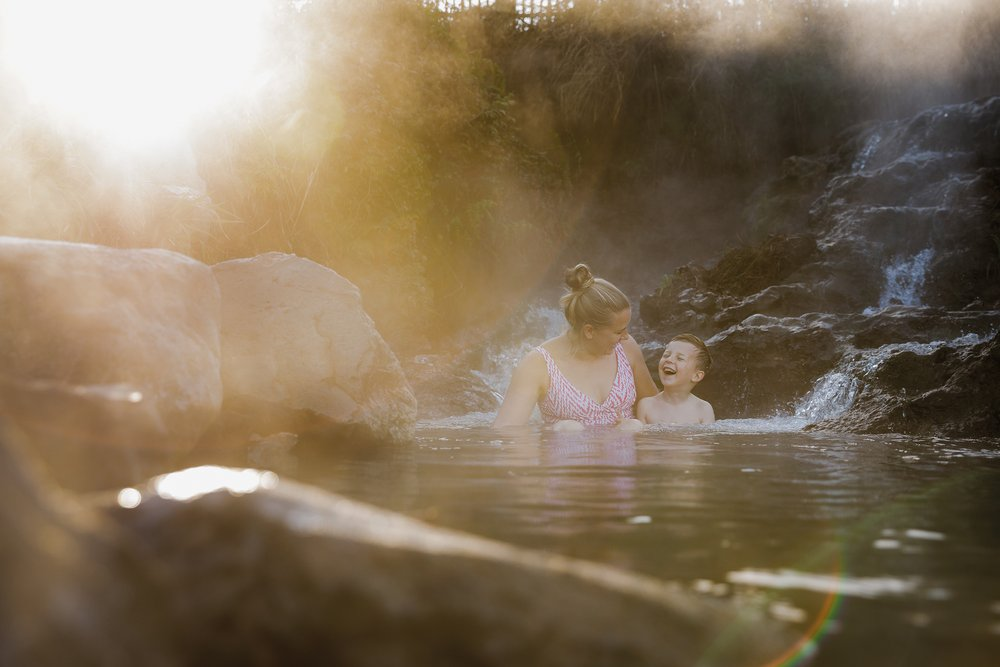 Otumuheke, Taupo, thermal pool