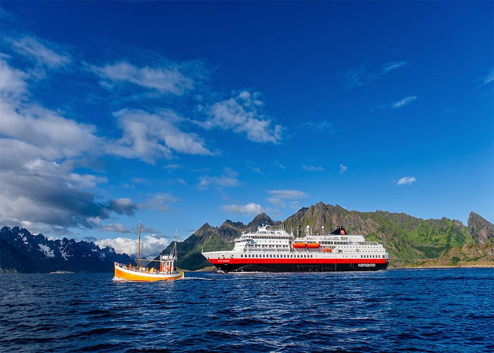 Hurtigruten, Otto Sverdrup, expedition cruising