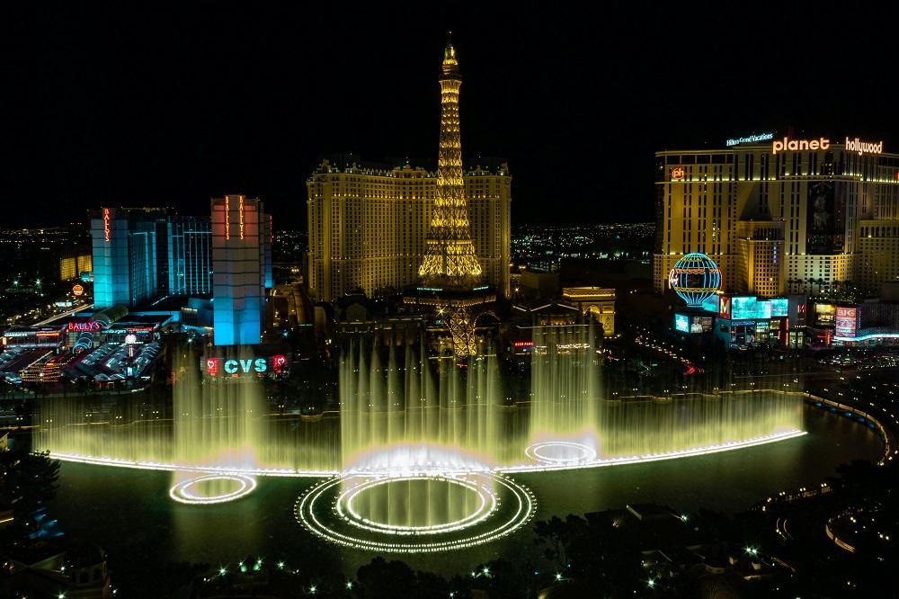 Las Vegas, Nevada, Bellagio