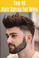 Best Hair Spray for Men in 2019 Review-Top 10