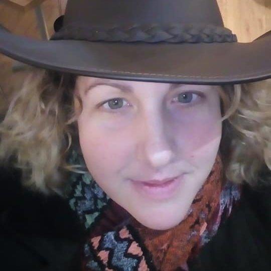 Penny Jones, author of Matryoshka