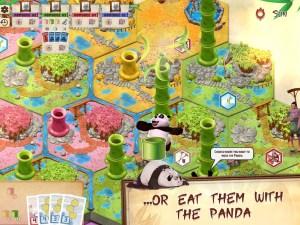 Cute panda game