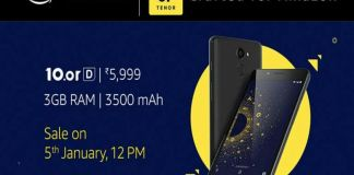 10.or D Mobile Launched in India: Price starts at Rs 4,999/-