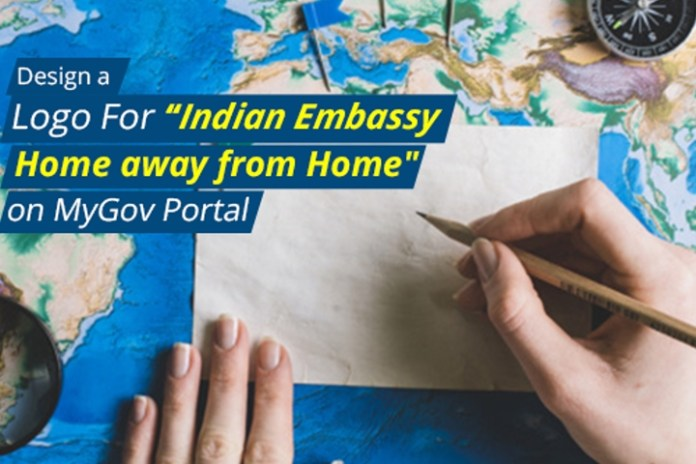 Create design for Indian Embassy Home away from Home
