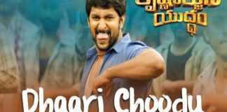 Nani Krishnarjuna Yuddham Movie Song Dhaari Choodu Released