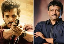 Ram Gopal Varma Next film with Akhil Akkineni film
