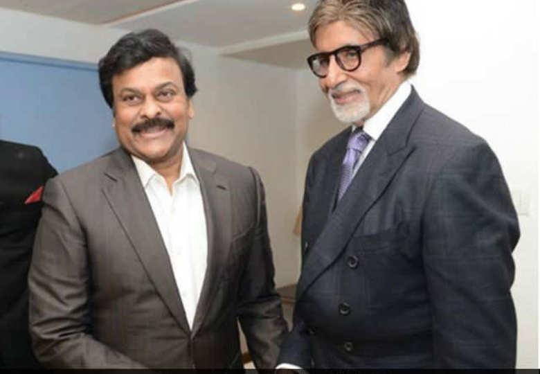 Chiranjeevi, Nayantara and Amitabh Bachchan's looks from Sye Raa Narasimha Reddy unveiled