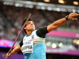 Commonwealth Games 2018: Neeraj Chopra wins gold in men's javelin throw