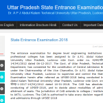 UPSEE Admit Card 2018 to be released Today Download at upsee.nic.in