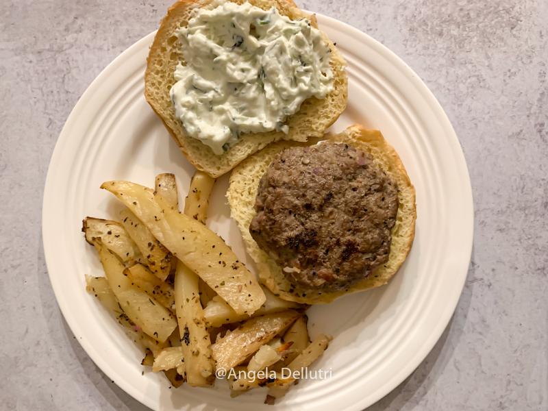 Lemon Roasted Greek Potatoes