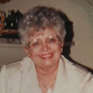 Aunt Bernice Dellutri