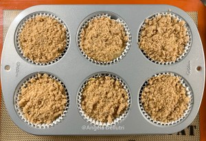 Apple Spice Muffin Pre-Baked