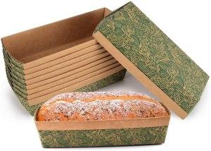 Paper Bread Loaf Pan