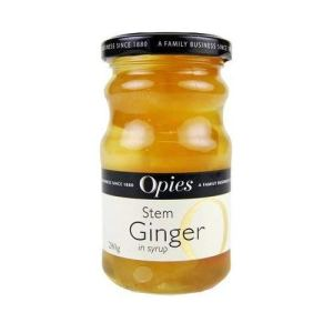 Stem Ginger