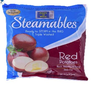 Steamables Red Potatoes