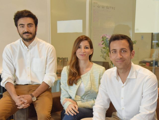 Mark Chahwan, Jad Sayegh, and Nadine Mezher are the three co-founders of Dubai-based wealthtech company Sarwa