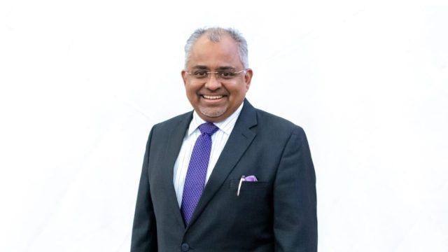 K Srinivasan is the Global Chief Revenue Officer of FSS