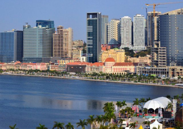 Luanda is the capital and largest city of Angola