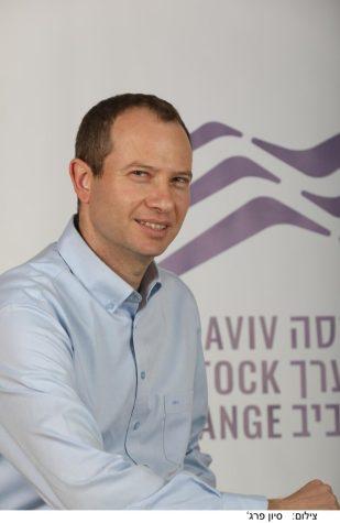 Netanel Oded leads business development for The Tel Aviv Stock Exchange