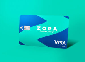 Zopa unveils new credit card