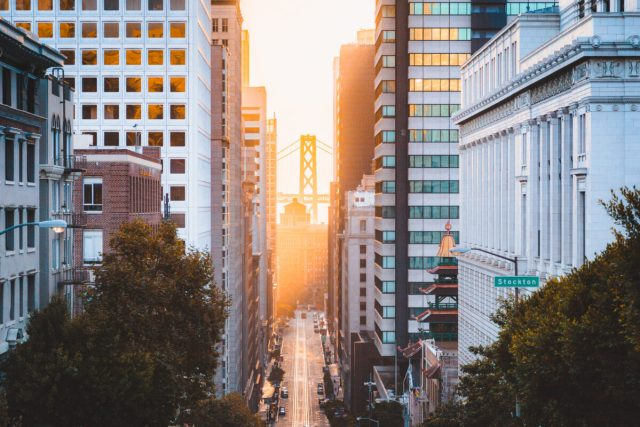 Tech clusters such as San Francisco attract talent from across the world
