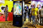 RoboSignage is RoboAds' first commercial robot