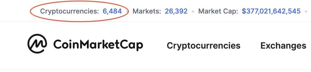 CoinMarketCap 1