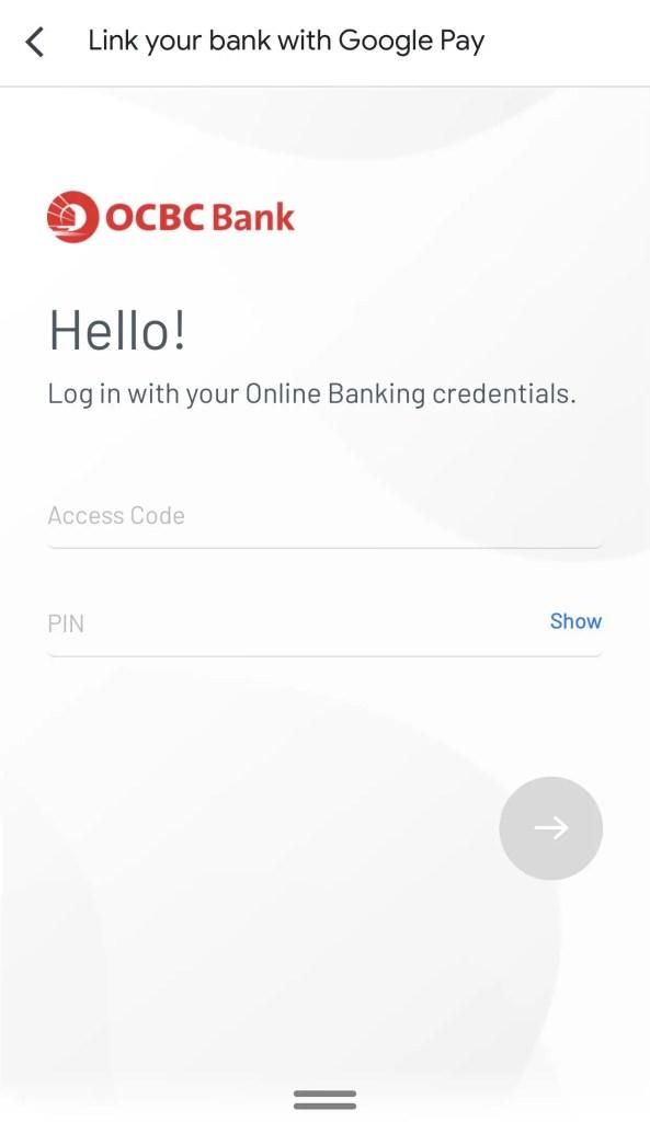 Google Pay OCBC1