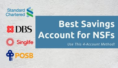 Best Savings Accounts NSF Header