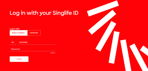 SingLife Portal Login