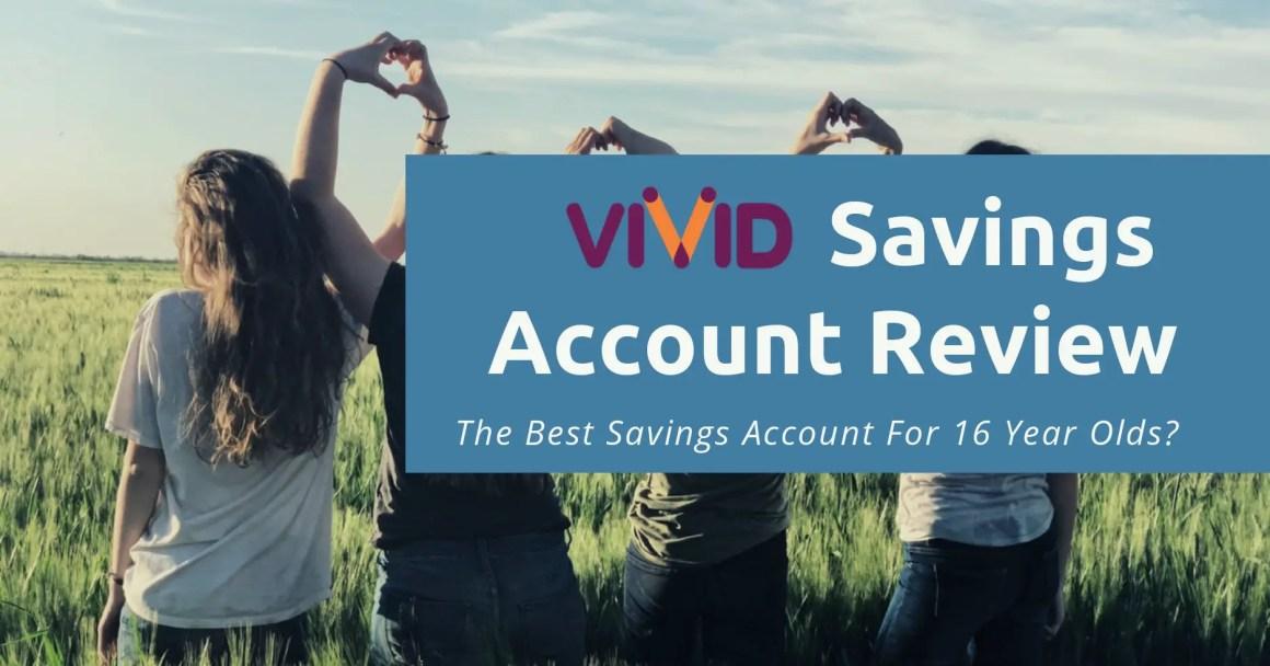 Vivid  Savings Account Review