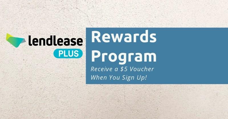 Lendlease Plus Rewards