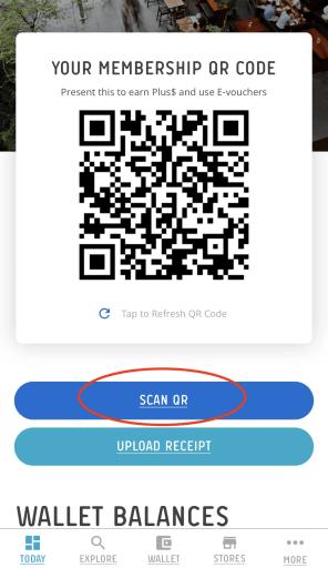 Lendlease Plus Scan QR Code