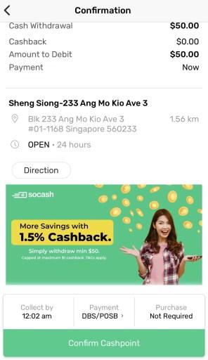 SoCash Cashback Promotion