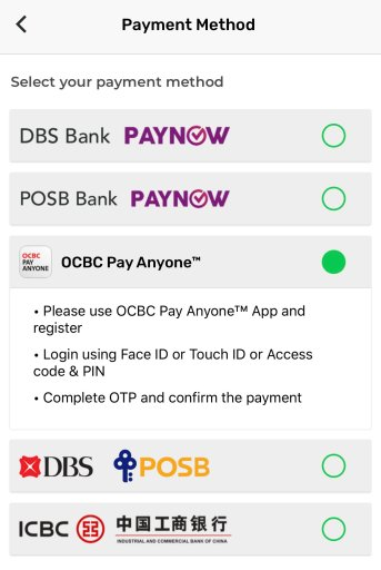 SoCash OCBC Pay Anyone Withdraw