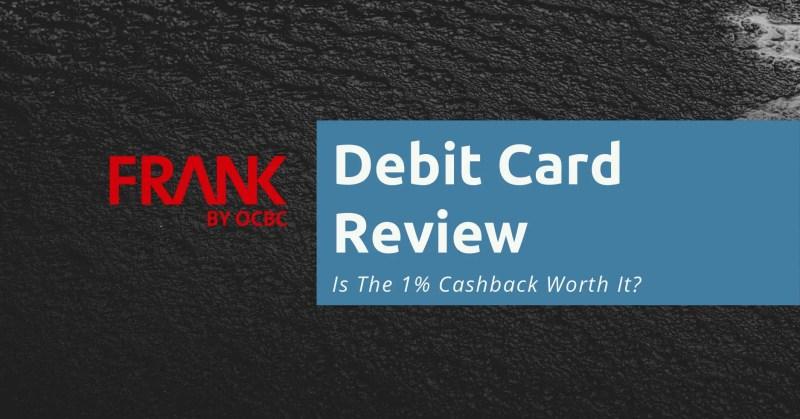 FRANK Debit Card Review