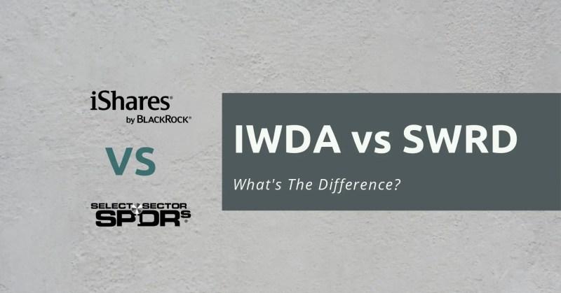 IWDA VS SWRD