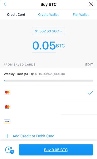 Crypto.com Buy Crypto