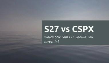 S27 vs CSPX