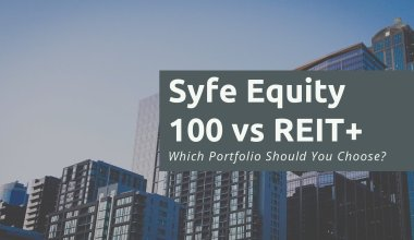 Syfe Equity 100 vs REIT