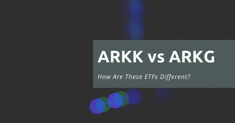 ARKK vs ARKG
