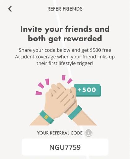 SNACK by Income Referral Reward