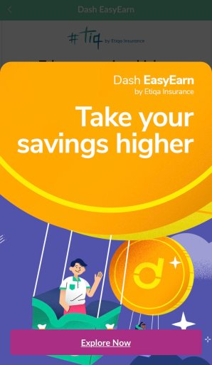 Singtel Dash EasyEarn Sign Up
