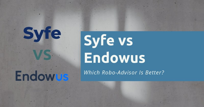 Syfe vs Endowus